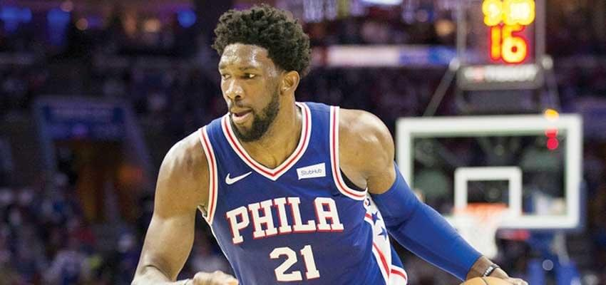 Image : Nba all star game 2019: Embiid dans le show