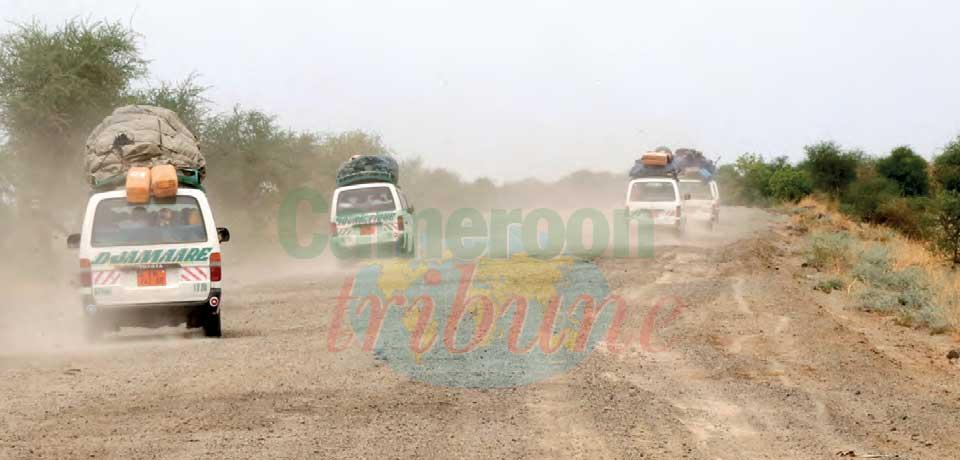 Tronçon Mora-Dabanga-Kousseri : le trafic maintenu malgré tout