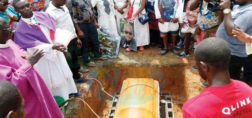 Nécrologie: Jean Jacques Ewong repose à Elleng