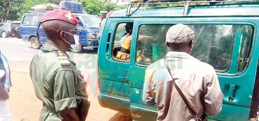Lutte contre l'insécurité : les forces de l'ordre veillent