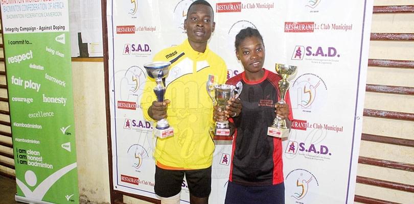 Image : Soudi Mamoudou, Akoumba Ze, Lift Trophies