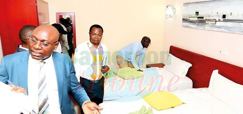 Yaoundé-Mfandena : on prend les premiers repères