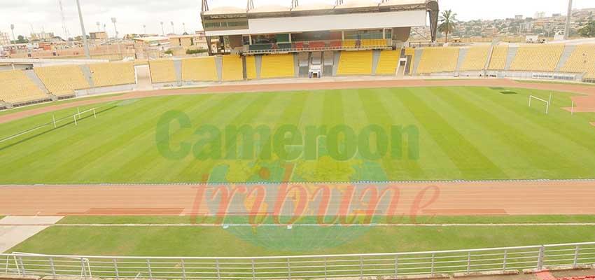 Stade Omnisports de Yaoundé : la modernisation se poursuit