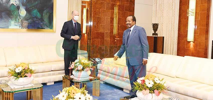 Lutte contre le Covid-19 : le Cameroun et la France solidaires