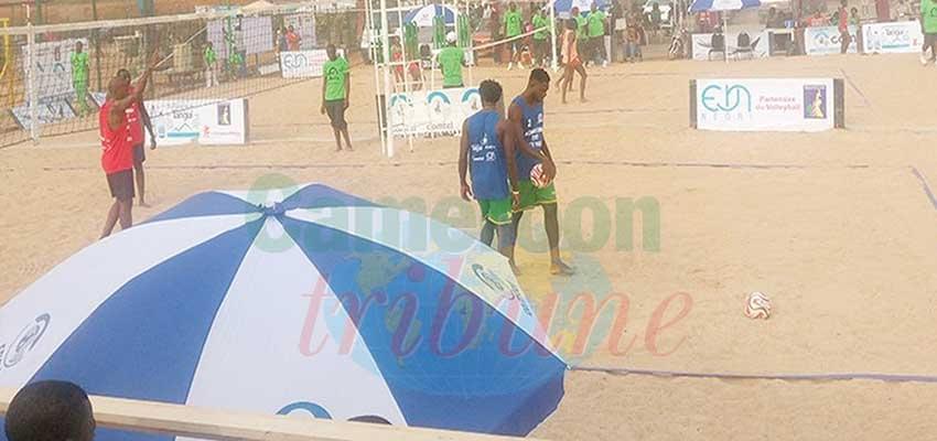 Beach Volleyball: Camtel International Tournament Kicks Off Today