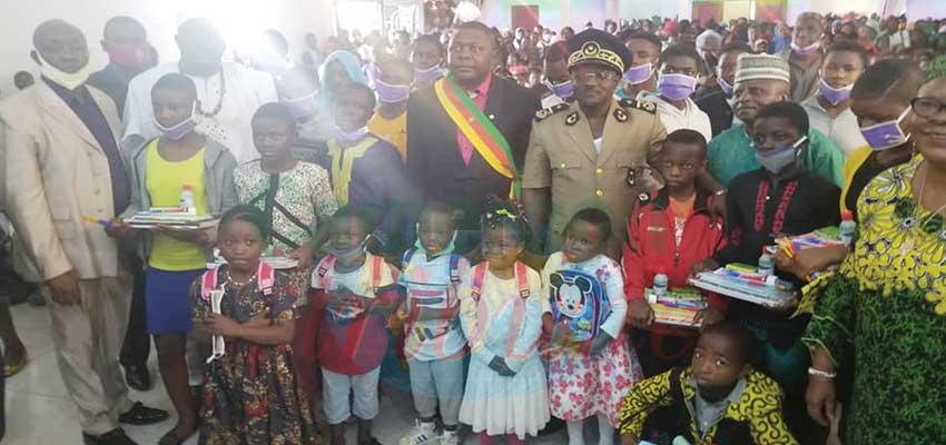North West :  Bamenda II Scholarships, Free Transportation To Enhance Education