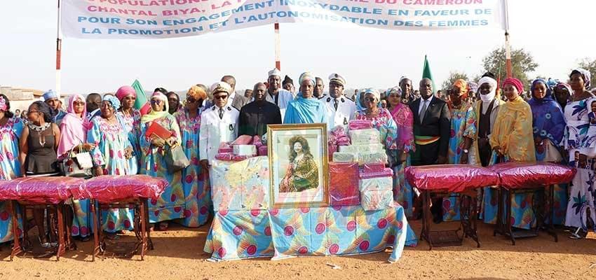 Image : Adamaoua: le CERAC fait des heureuses