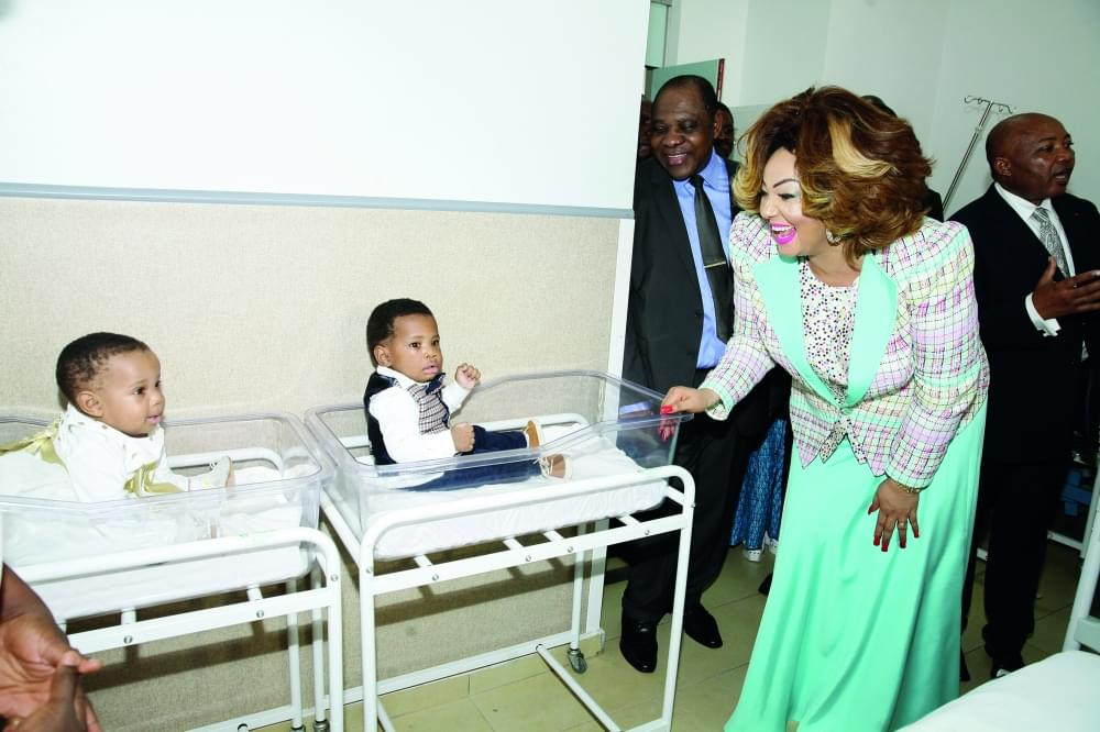 Mother-to-Child Health: Prioritising High Level  Medical Care
