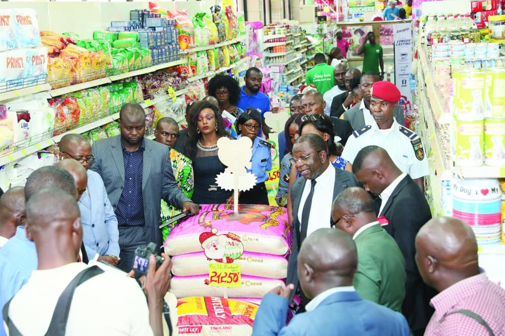 Supermarchés et magasins de stockage : des vivres pour tout le monde