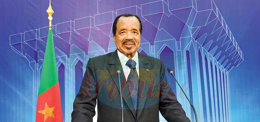 L'intégralité du discours du chef de l'Etat à la Nation à l'occasion de la fin d'année 2020 et du Nouvel an 2021