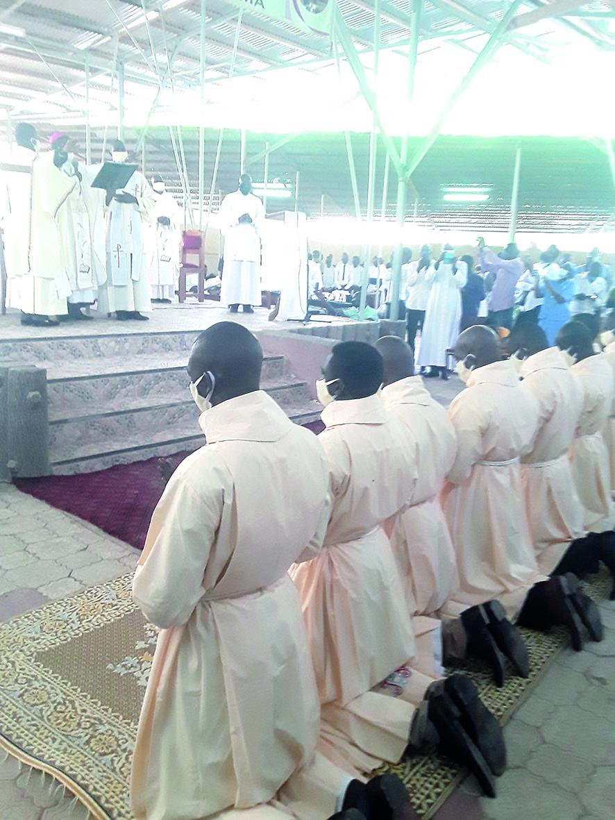 Maroua : 24 nouvelles ordinations