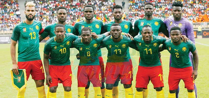 CAN 2019: le Cameroun fixé sur ses adversaires