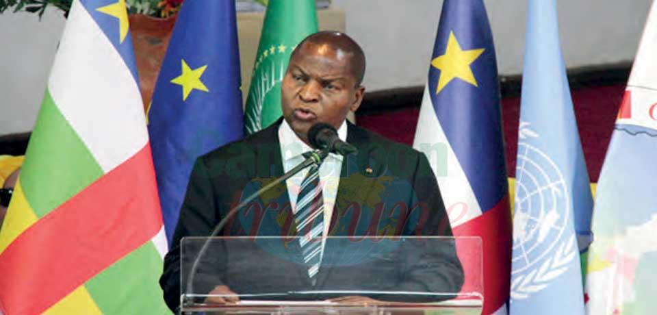 Centrafrique : divergences autour du dialogue républicain