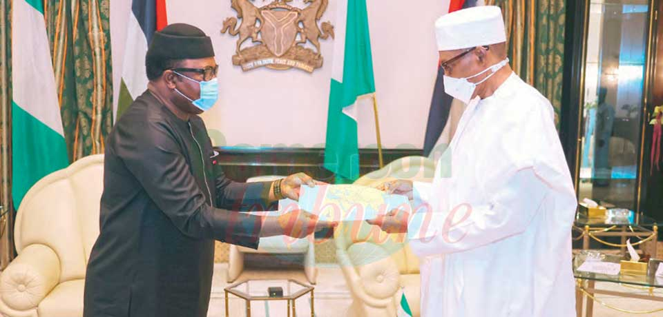 Fight Against Secession : President Buhari Promises Nigeria's Support