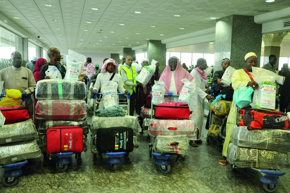 Image : Hadj 2018: 314 pèlerins de retour