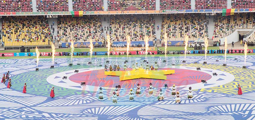 Opening Ceremony : Colourful Cultural Spectacle