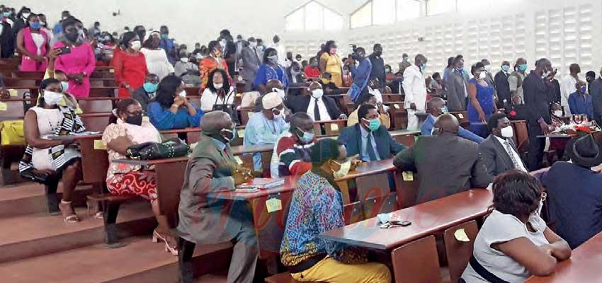 University of Buea : 68 Appointees Take Office