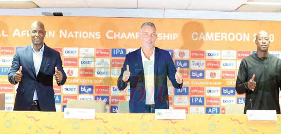 CHAN 2020 : CAF Lauds Cameroon's Organisation
