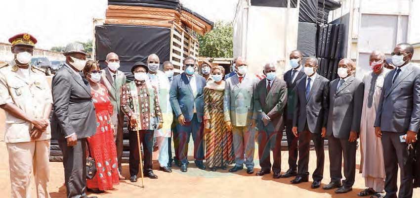 Prisons de Yaoundé : l'arsenal de riposte s'étoffe