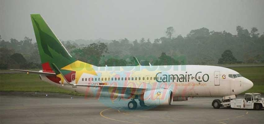 Transport aérien: Camair-Co n'est pas suspendue