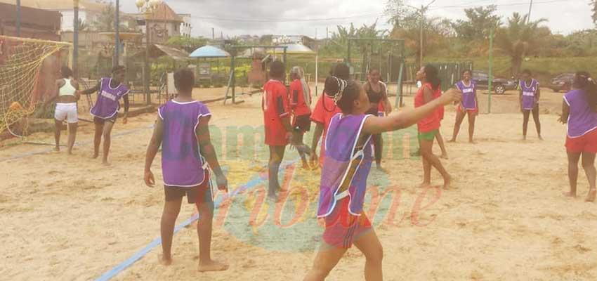 Sandball : Inter Star, Joss Emana Are Winners