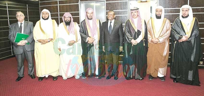 Saudi Arabia Delegation  At Star Building