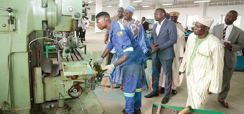 Emploi et formation professionnelle: Issa Tchiroma boucle par le Moungo