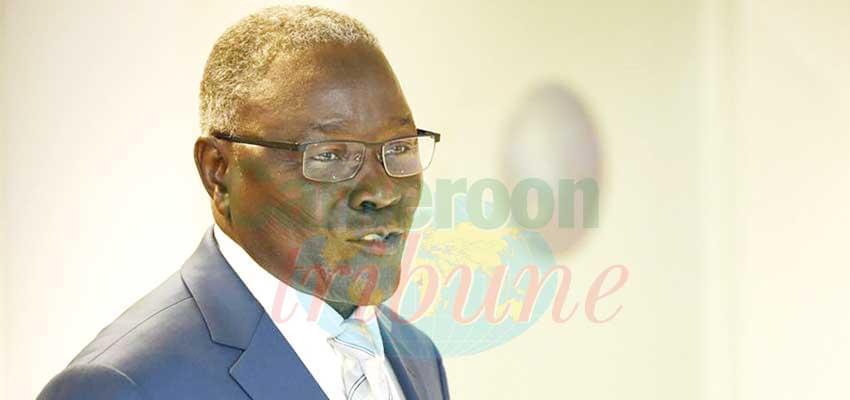 Kalla Ankourao, chef de la délégation de la CEDEAO en Guinée Bissau