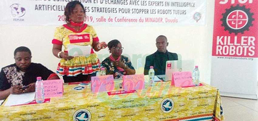 Stakeholders step up campaign on the dangers of killer robots