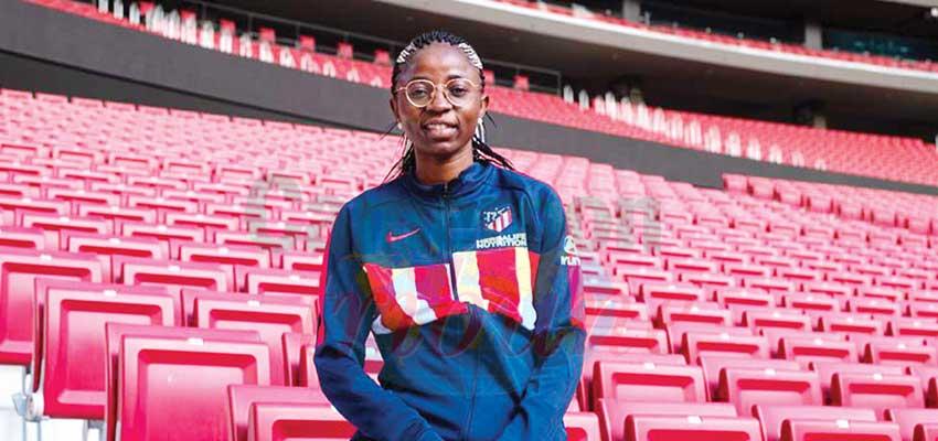 Mercato : Ajara Nchout à l'Atletico Madrid