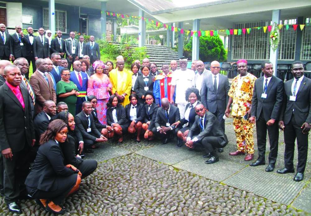 Buea CEFAM : Watering The Nursery Of Local Development
