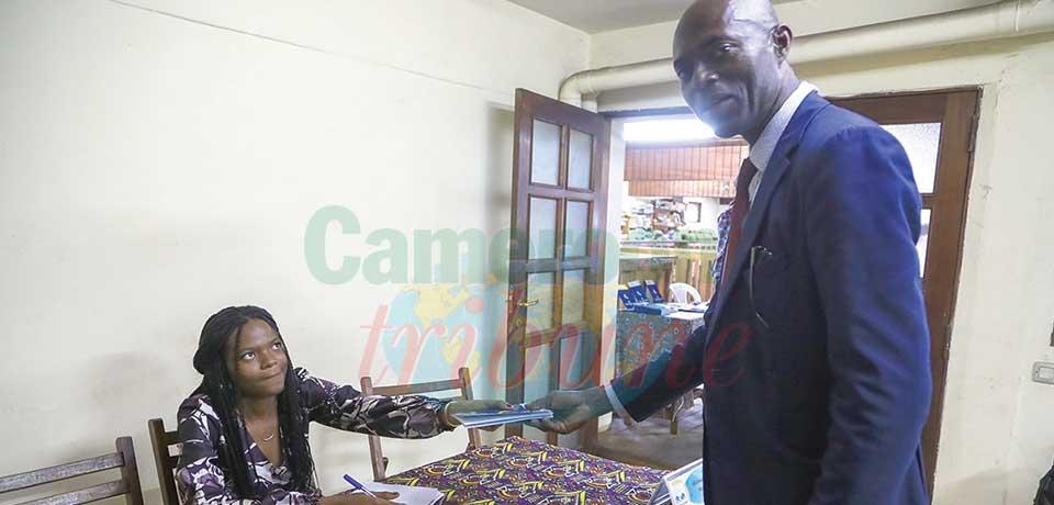 Le recueil de poèmes « Ode d'une enfant noire » de Dannielle Ange Djuigne Tjega a été dédicacé mardi dernier à Yaoundé.