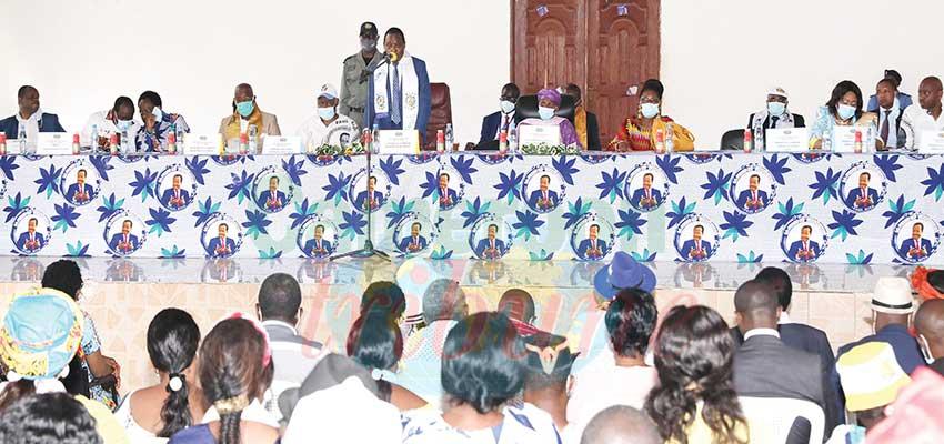 Mefou-et-Akono : plébisciter les listes RDPC à 100%