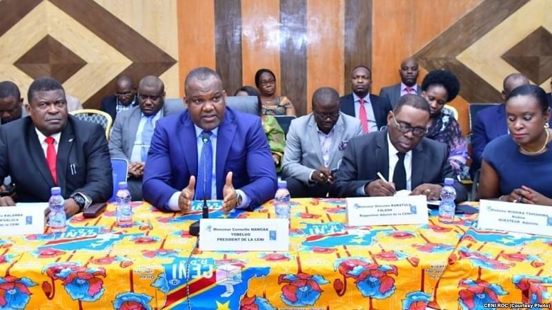 RDC: 8 000 machines à voter consumées