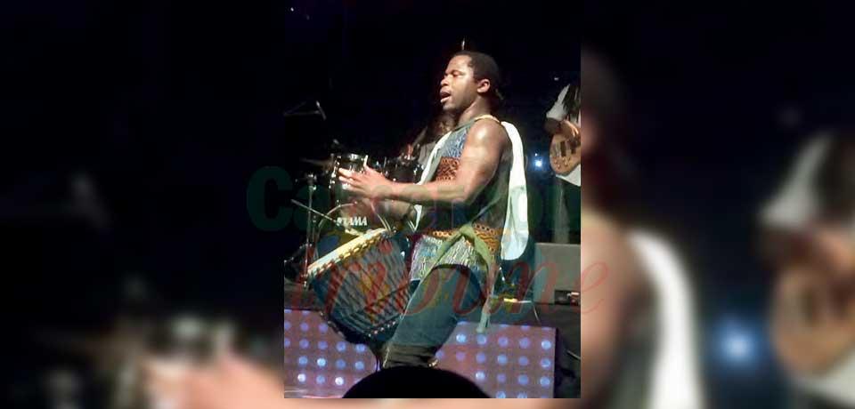 Charly Mbarga : percutant percussionniste