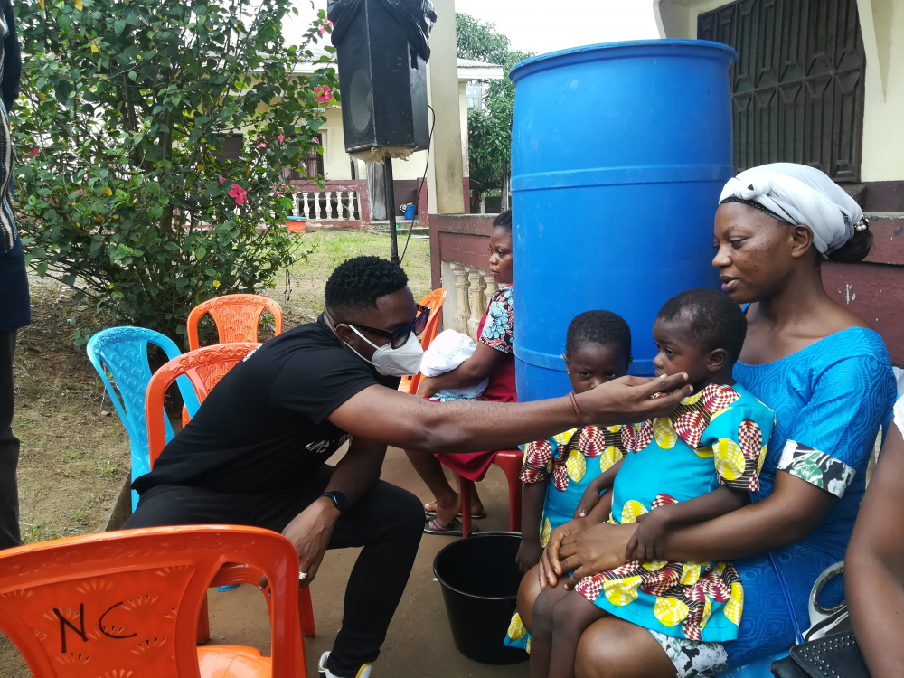 Choh Rejoice : Were It Not For Vaccination….