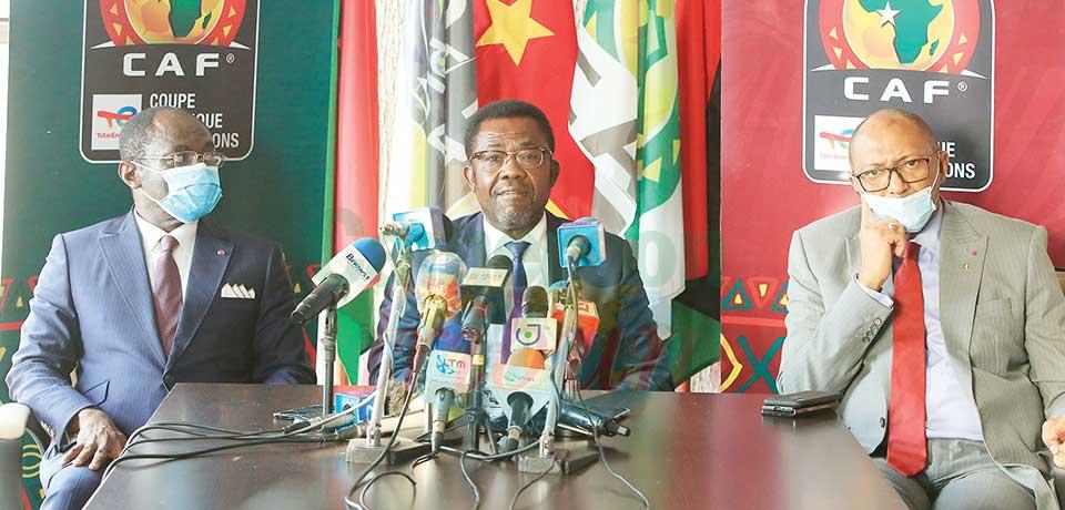 CAN Total Energies 2021 : la CAF rassure