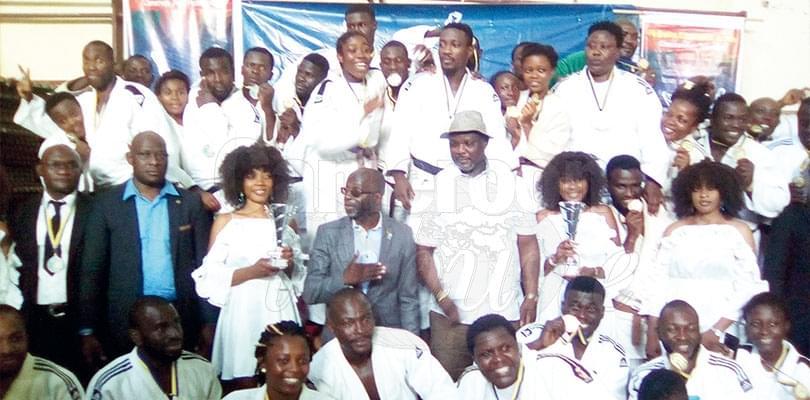 Coupe du Cameroun de judo: et de onze pour Panthers !