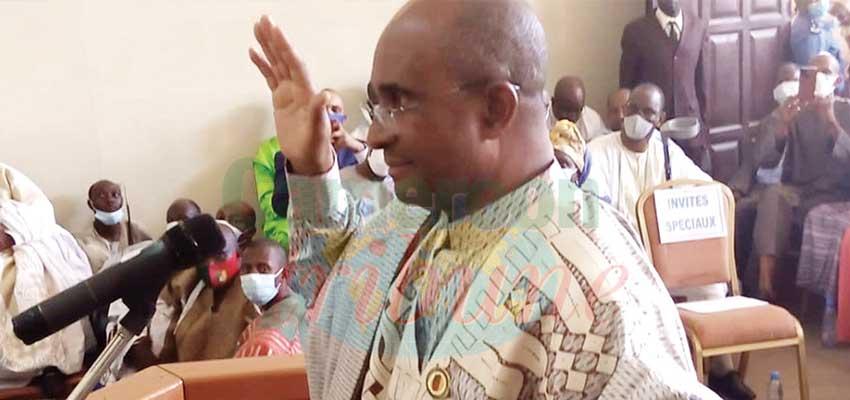 Conseil régional de l'Adamaoua  : le président prête serment