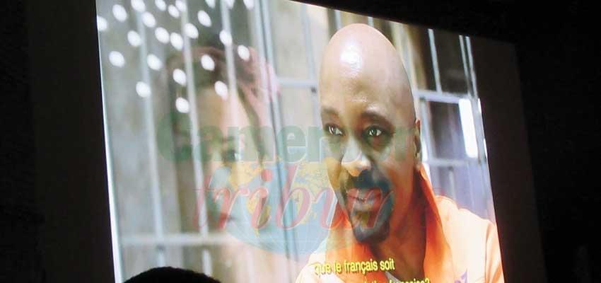 Screening: l'arme de Bekolo
