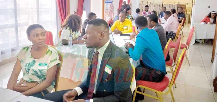 Building Self Esteem : Youths Trains on Job Techniques
