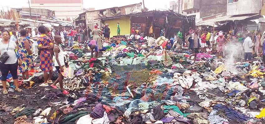 Marché Congo: place au recensement des commerçants sinistrés