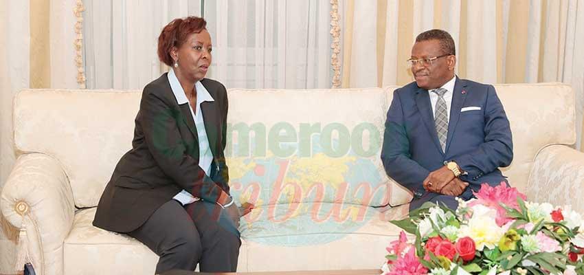 Cameroun OIF: le SG de la Francophonie à Yaoundé