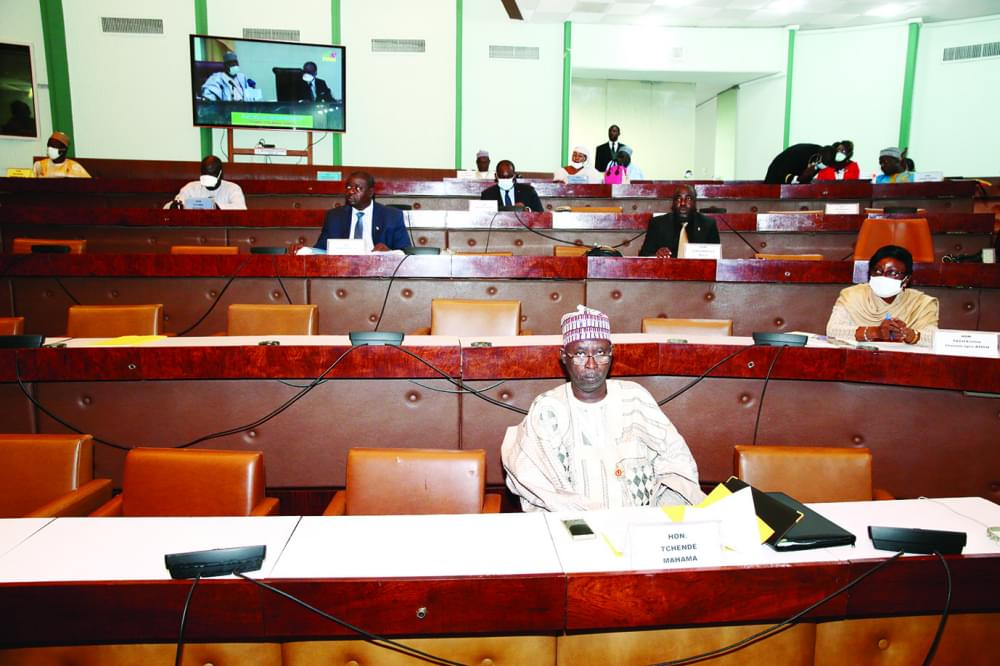 National Assembly  : Special Measures To Combat Coronavirus