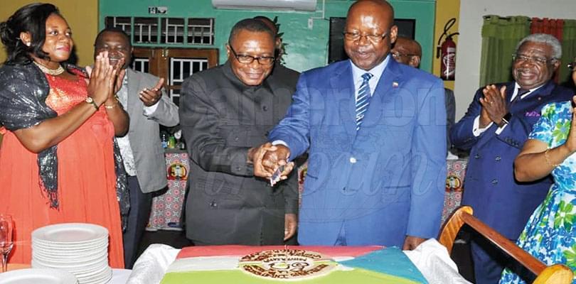 Indépendance: la Guinée équatoriale fête l'An 50 à Ebolowa