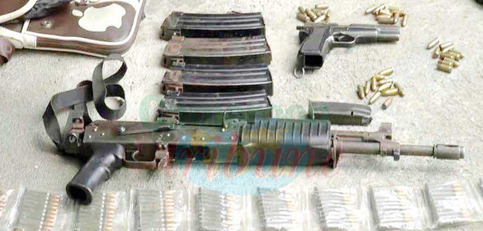 Trafic illégal d'armes : danger !