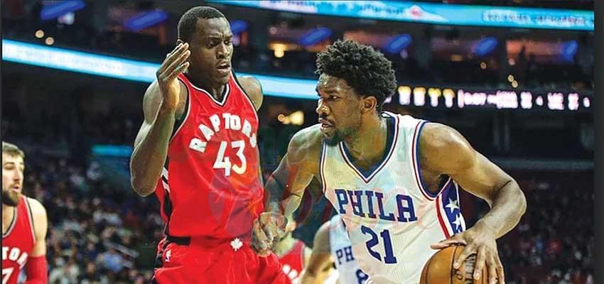 NBA: Embiid et Siakam parmi les meilleurs