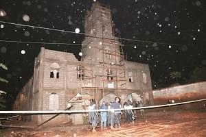 Yaoundé: deux morts dans l'effondrement d'une chapelle