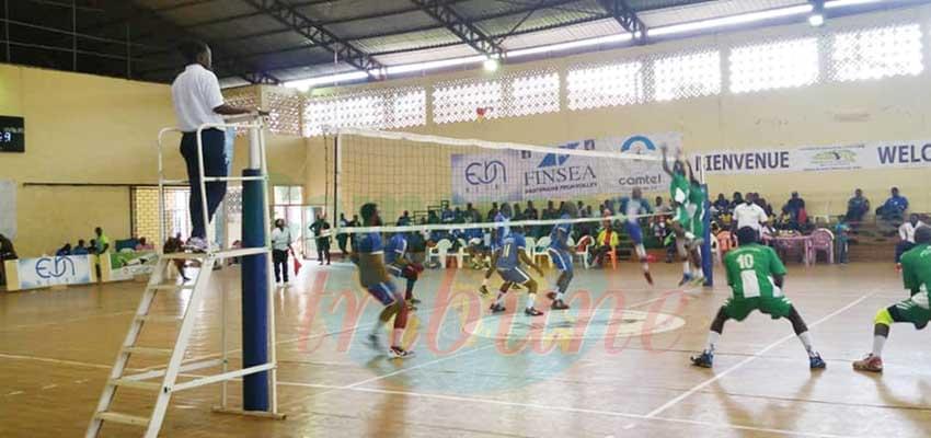 Camtel volleyball championship  : les favoris au contrôle