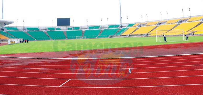 Stade Omnisports de Bepanda :   la « cuvette » a fière allure